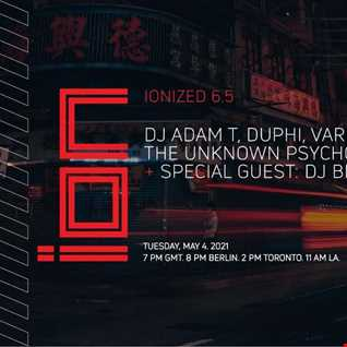 ION guest mix feat :djadamt