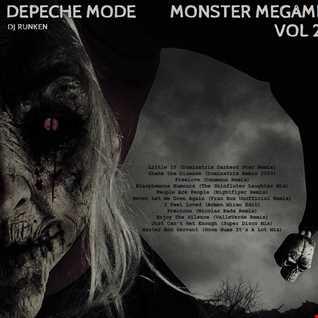 Depeche Mode Monster Megamix Vol 26 (2021)