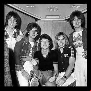 LESLIE  McKEOWN / BAY  CITY  ROLLERS