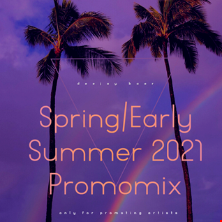 VA  -  Spring Early Summer 2021 Promomix (Mixed by DJ Baer).