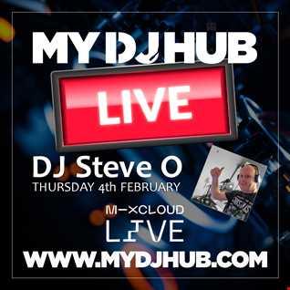 DJ SteveO My DJ Hub Exclusive