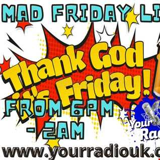 The Sounds OF DJ  Fire ice Mad Friday 02 04 2021