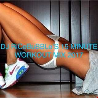 DJ RiCeBuBBLeS 15 MINUTE WORKOUT MIX