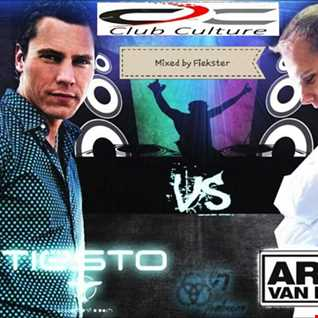 Club Culture Vol 6   Armin Vs Tiesto (Mixed by Fiekster)
