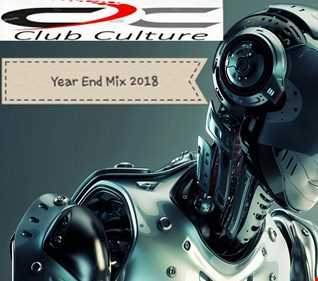 Club Culture Year End Mix 2018 (Mixed by Fiekster)