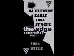 Bac 2 the Future Pt 4  -1994 Jungle Techno Style - DJ Extreme