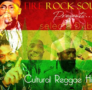 Cultural  Reggae Hitz Vol.16  selecta  Dubfire