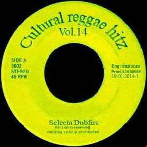 Cultural Reggae Hitz Vol.14