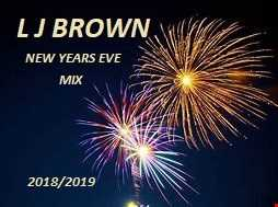 L J BROWN NEW YEARS EVE MIX