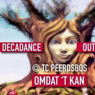 Fon-z set 54 Live @ Decadance outdoor 2017 Deep Tech