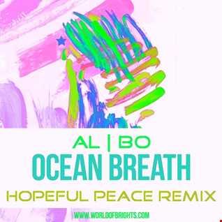 al l bo - Ocean Breath (Hopeful Peace Remix)