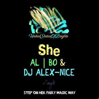 al l bo & DJ Alex N Ice - She (Original Mix)