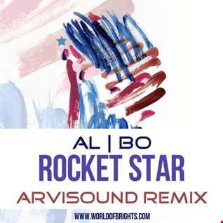 al l bo - Rocket Star (Arvisound Remix)
