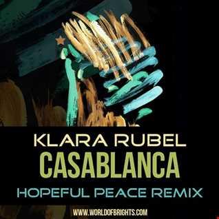 Klara Rubel - Casablanca (Hopeful Peace & The Soap Opera Remix, feat. al l bo)