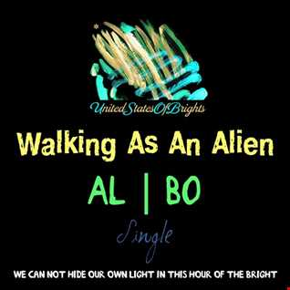 al l bo - Walking As An Alien (Original mix)