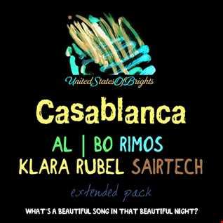 Klara Rubel - Casablanca (Sairtech Extended Remix, feat. al l bo & Rimos)