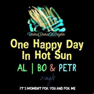 al l bo & Petr - One Happy Day In Hot Sun (original mix)
