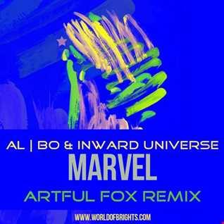al l bo & Inward Universe - Marvel (Artful Fox Remix)
