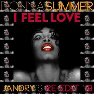 DnaSmr-I Feel Love (Jandry's Re Edit '19)