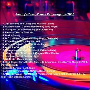 Various Artists-Jandry's Disco Dance Extravaganza 2018