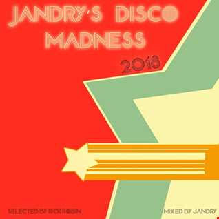 Various Artists-Jandry's Disco Madness 2018
