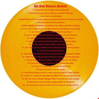 Various Artists-Jandry's All out Dance Action 2019