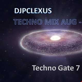 DJ PCLEXUS TECHNO GATE 7 MIX