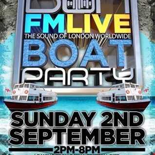 DJ FLYER DON FM BOAT PARTY PROMO MIX 2018