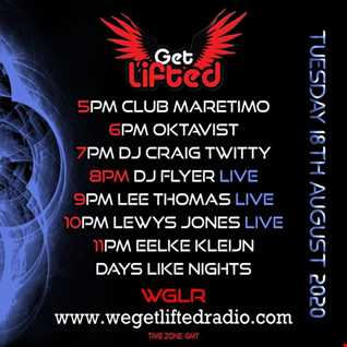 FLYERS OFF THE CUFF SESSIONS ON WE GET LIFTED RADIO VOL 29 18.8.20