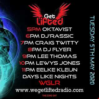 FLYERS OFF THE CUFF SESSIONS ON WE GET LIFTED RADIO VOL 17 5.5.20