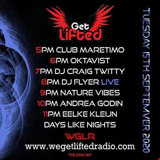 FLYERS OFF THE CUFF SESSIONS ON WE GET LIFTED RADIO VOL 32 15.9.20