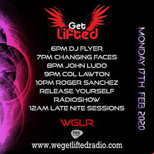 FLYERS OFF THE CUFF SESSIONS ON WE GET LIFTED RADIO  VOL 7