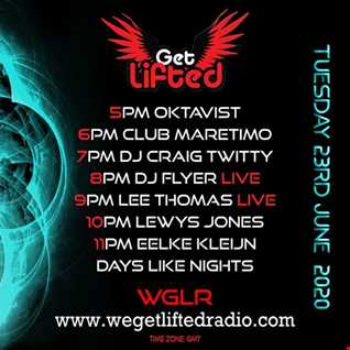 FLYERS OFF THE CUFF SESSIONS ON WE GET LIFTED RADIO VOL 24 23.6.2020
