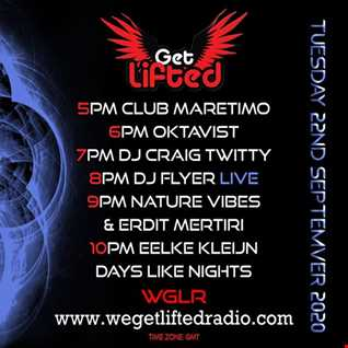 FLYERS OFF THE CUFF SESSIONS ON WE GET LIFTED RADIO VOL 33 22.9.20