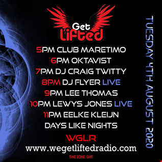 FLYERS OFF THE CUFF SESSIONS ON WE GET LIFTED RADIO VOL 27 04.8.20