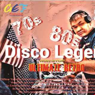 ULTIMATE RETRO Disco Legends nonstop