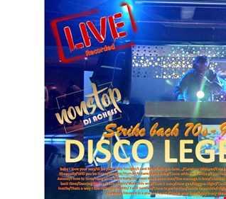 Strike back 70s 90s Disco Legends nonstop