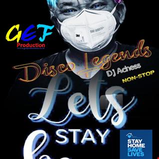 Disco Legends nonstop New Normal by Dj Achess