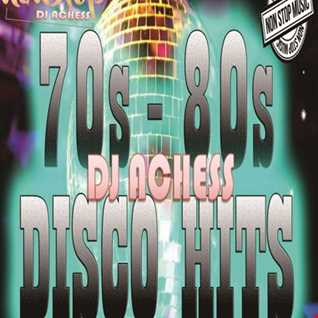 70s 80s Disco Hits nonstop by DJ Achess