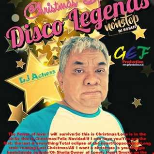 Christmas celebration Disco Legends Special nonstop