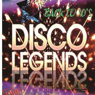 Back to 80s DISCO LEGENDS =The Advanture nonstop by DJ ACHESS