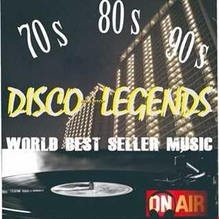 WORLD BEST SELLER Disco Legends Volume 4 nonstop by Dj Achess