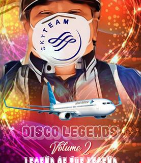 Legend of the Legend Music nonstop Vol 2