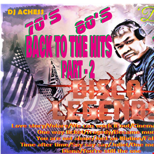 Back to hits 70s 90s Disco Legends music nonstop 2