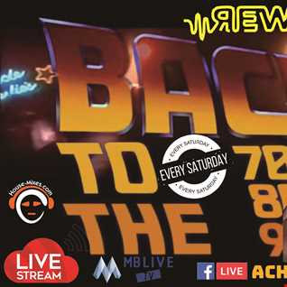 Rewind back to the 70s 90s nonstop Disco Legends by DJ Achess Volume 3