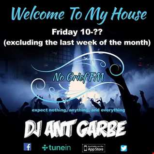 DJ Ant Garbe   Welcome To My House