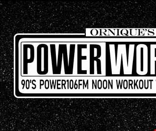 Ornique's 90s Power 106 FM Power Workout Tribute Mix Vol. 1