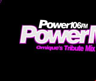 Ornique's 80s/90s Power 106 Tribute Power Mix #16