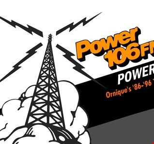 Ornique's Power 106 Fm '86 - '96 Tribute Power Mix 23