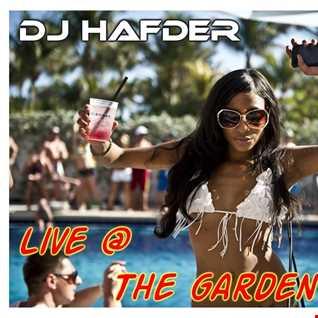 DJ HafDer  - Live @ The Garden party 2015
